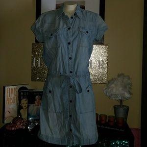 Lucky brand denim dress